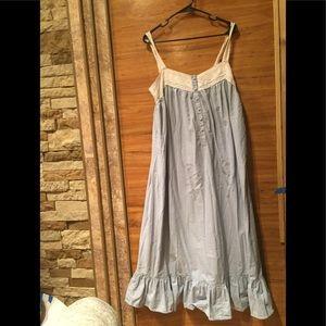 Rare Victoria Secret Country Cotton Dress 💙